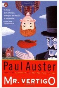 Libro Mr.Vértigo, de Paul Auster, comentado en CanalOsera.com