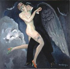 Tango of the Archangel by Kees van Dongen (1922)