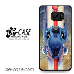 Waiting For The Perfect Wave Lilo And Stitch Disney DEAL-11779 Samsung Phonecase Cover For Samsung Galaxy Note 7