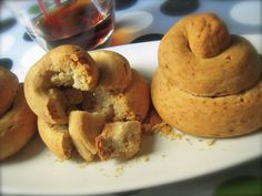 St. Martin's Sicilian Cookies - Recipes with photos, Heart Pot