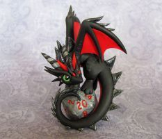Dragon on D20 -DragonsAndBeasties