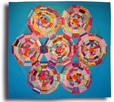 Spiderweb by Melody Johnson Quilts, via Flickr