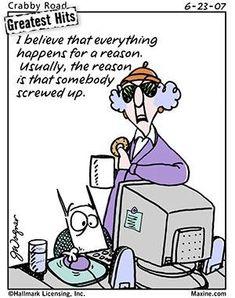 Maxine, Maxine Cartoon Free Jokes Free Funny Graphics Funny Pictures ...