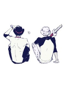 Ace, Law #onepiece