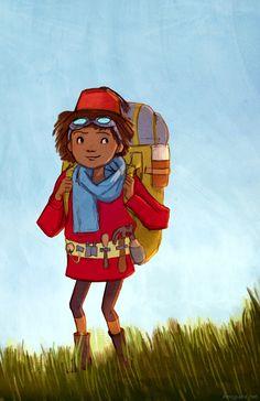 The Adventurer | Erin McGuire