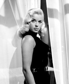Diana Dors in Passport To Shame (1958)