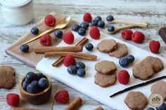 Dulces galletas de canela | Alice Bakery