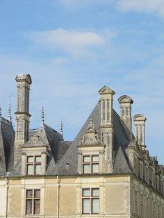 France - Vallée de Loire - Cellettes Loir-et-Cher - Château de Beauregard