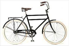 Cool vintage bike.