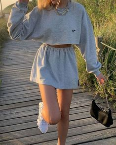 Casual Weekend Outfit, Cute Casual Outfits, Summer Outfits, Sporty Outfits, Mode Hip Hop, Looks Style, Fashion Killa, Fashion Outfits, Fashion Tips