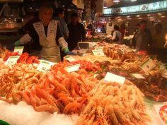 At St. Josep Market! | Photoblog | Life Beyond Tourism