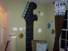 Teen Boys Room Bmx Design Ideas, Pictures, Remodel, and Decor - page 41