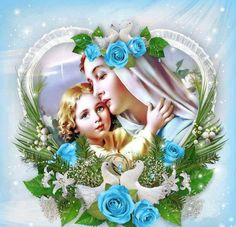 BVM Holy Mary, Mother of God, Pray for us sinners, now and at the hour of our death.