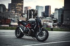 fullthrottleauto:  Ducati Diavel Carbon (by Marcel Lech)