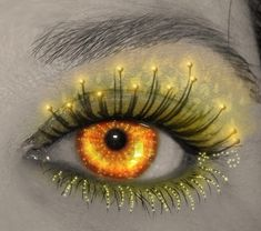 Fantasu eye by LittleFairyArt on deviantART