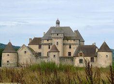 château du Théret. Limousin