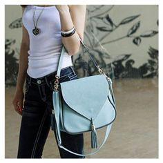 87be2b7be81f New Arrival Fringe Embellished and Covered Design One-Shoulder Bag For  Female