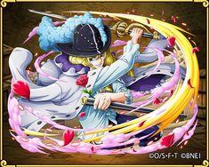 'Cavandich Grand Fleet ' Poster by Wano-Kuni One Piece Chapter, Manga Anime One Piece, I Love Him, Animation, Fan Art, Cute, Cards, Explore, Pretty