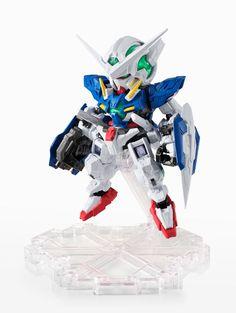 NXEDGE STYLE (MS UNIT) Gundam 00 Gundam Exia starts preorder! View here: http://www.blacknovatoys.com/nxedge-style-gundam-w-wing-gundam-ew-edition-7359.html?utm_content=buffer9fc0f&utm_medium=social&utm_source=twitter.com&utm_campaign=buffer #gundam