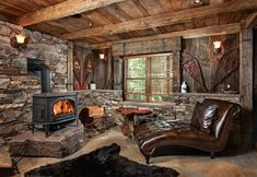 One household's cabin legacy is over 250 years outdated. One household's cabin legacy is over 250 years outdated. Log Cabin Living, Small Log Cabin, Little Cabin, Log Cabin Homes, Cozy Cabin, Log Cabins, Rustic Cabins, Casa Viking, Cabin Interiors