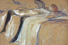 Henri de Toulouse Lautrec -Alone-Fine Art Oil Painting Gallery