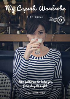 My Capsule Wardrobe: City Break | a new eBook