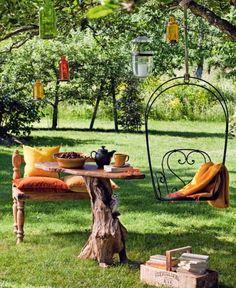 It's real? Oh it's a dreamy garden....