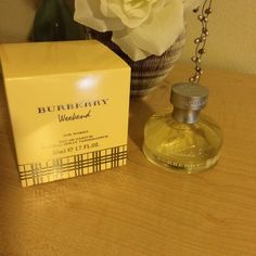 SOLD Burberry Weekend Burberry weekend perfume used once nice scent Burberry Accessories