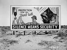 mudwerks:  silence means security