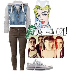 """Day with O2L!"" by chaarrliieeehoran on Polyvore"