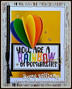 Just Crazy Blessed : Studio Sus 'Rainbow' Workshop with Cutting Guide!
