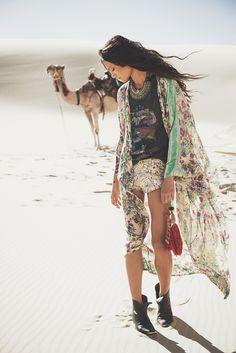 Summer Kimono.