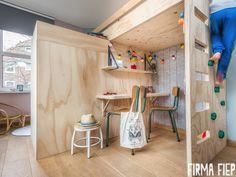 Dining Nook, Diy Bed, Kidsroom, Bunk Beds, Kids Playing, Kids Bedroom, Playroom, Furniture, Home Decor