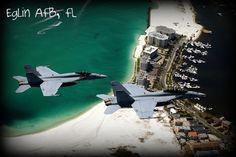 Eglin Air Force Base - Valparaiso, Florida