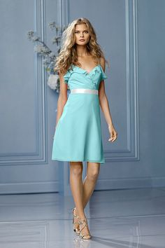 Wtoo Maids Dress 492   Watters.com