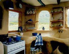 Cob House: costruire nel rispetto della Natura » Epì Paidèia