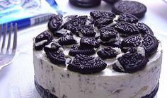 Így készítst isteni sütés nélküli Oreo tortát!