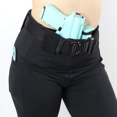 """""""When treated with respect, guns can be an integral part of our daily life."""" Our line of concealed carry holsters was built upon this belief. Concealed Carry Women, Concealed Carry Holsters, Gun Holster, Tactical Gear, Hand Guns, Carry On, Black Women, Purses, Womens Fashion"""