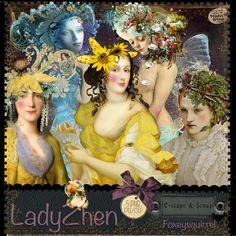 New kit Lady Zhen