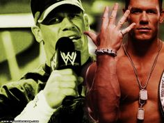 john cena - you can't see me :)