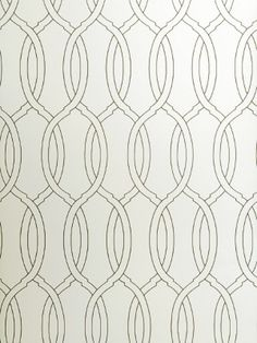 DecoratorsBest - Detail1 - Stroheim 0691303 - AMBERDEN - Ivory & Black - Wallpaper - DecoratorsBest