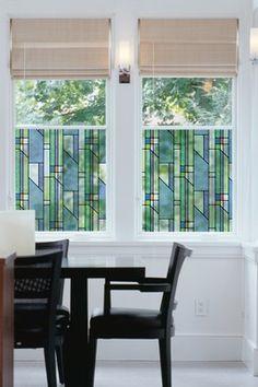 Geometrics Adhesive Window Film