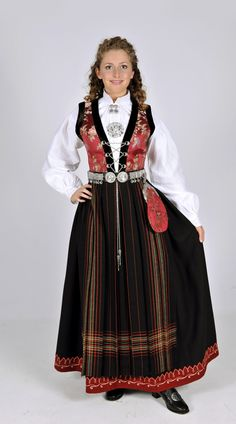 "knightofleo: ""Regional Versions of Bunad, Norwegian Traditional Outfit Happy Birthday, Norway of May) "" Traditional Fashion, Traditional Dresses, Norwegian Clothing, Frozen Costume, Swedish Fashion, Medieval Fashion, Folk Costume, Costumes, Toddler Dress"