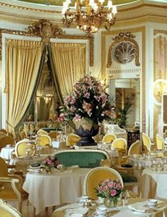 Afternoon tea at The Ritz, London. I have been lucky enough to have tea and dinner here, it's just spectacular.