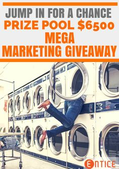 Help Us Reach 10,000 Emails And Win Amazing Prizes Entice Mega #Marketing Giveaway