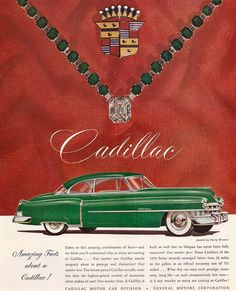 1950 Cadillac Ad-10