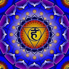 A Chakra is an energy center in the body. The Throat Chakra, the blue lotus of energy, is located right in the throat region. It is the Chakra. Chakra System, Reiki, 7 Chakras, Chakra Meditation, Chakra Healing, Meditation Music, Mantra, Chakra Symbole, Natural Treatments
