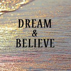 Effort, Pray, and Believe!!!