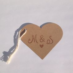 Brown Rustic Wedding Wishing Tree/ wedding favor by ZuzusBOWtique