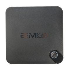 EM95X Amlogic S905X Quad Core 2GB RAM 16GB ROM TV Box